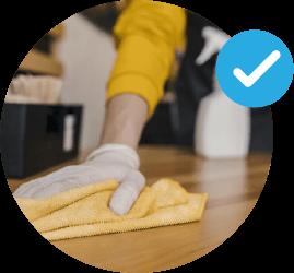 Fácil limpieza Antibacteriano